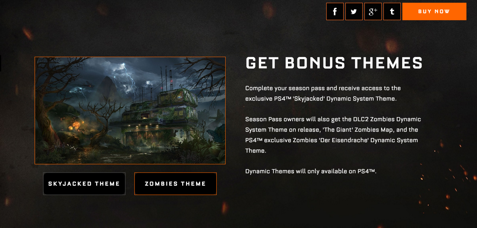 Call of Duty: Black Ops 3 - Neue Zombie Map geleakt? - mmobox.at