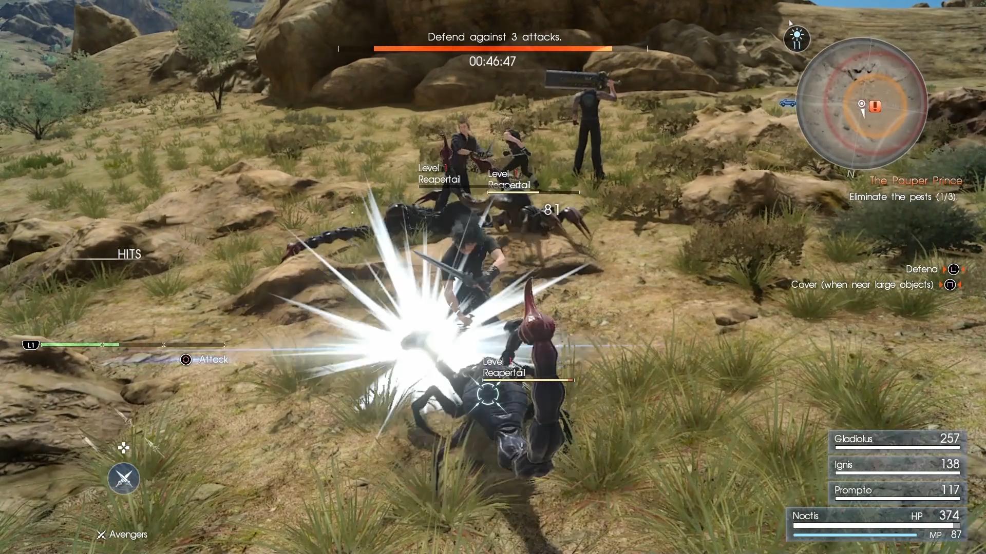 Spieletest: Final Fantasy XV mmobox.at