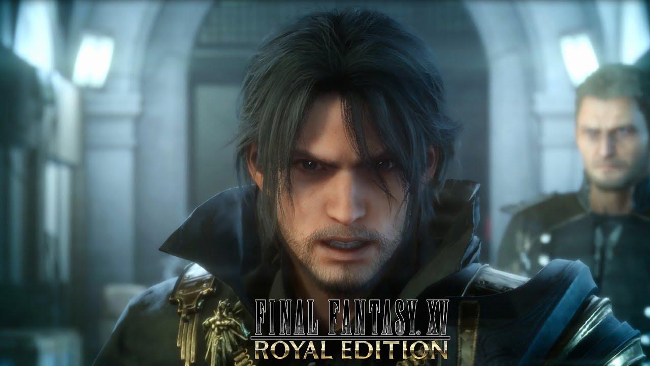 Square Enix kündigt Final Fantasy XV Royal Edition an