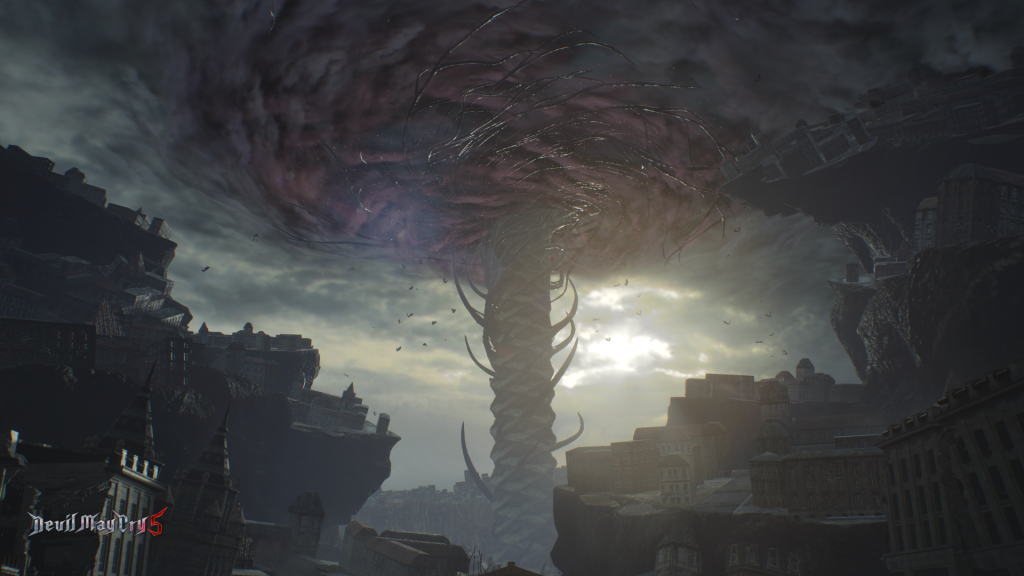 Devil May Cry 5 - Qliphoth