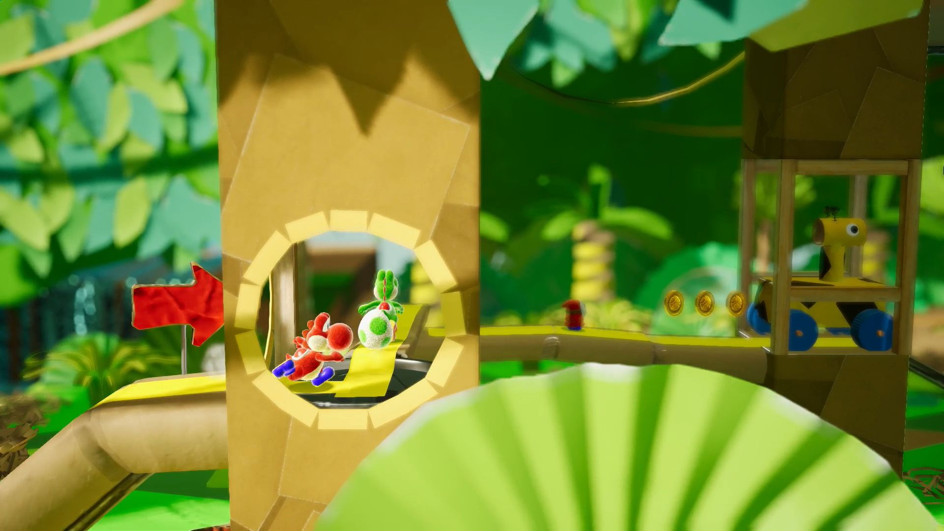 Spieletest Yoshis Crafted World Mmoboxat