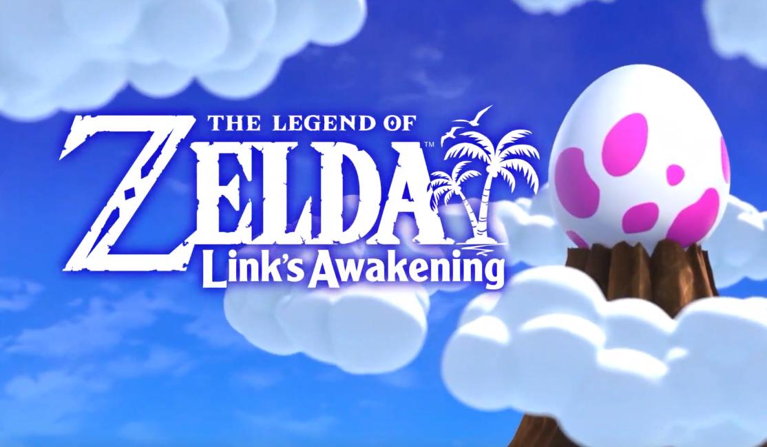 Game Test The Legend Of Zelda Link S Awakening