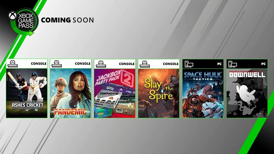 Xbox Game Pass: Diese Spiele kommen im August hinzu