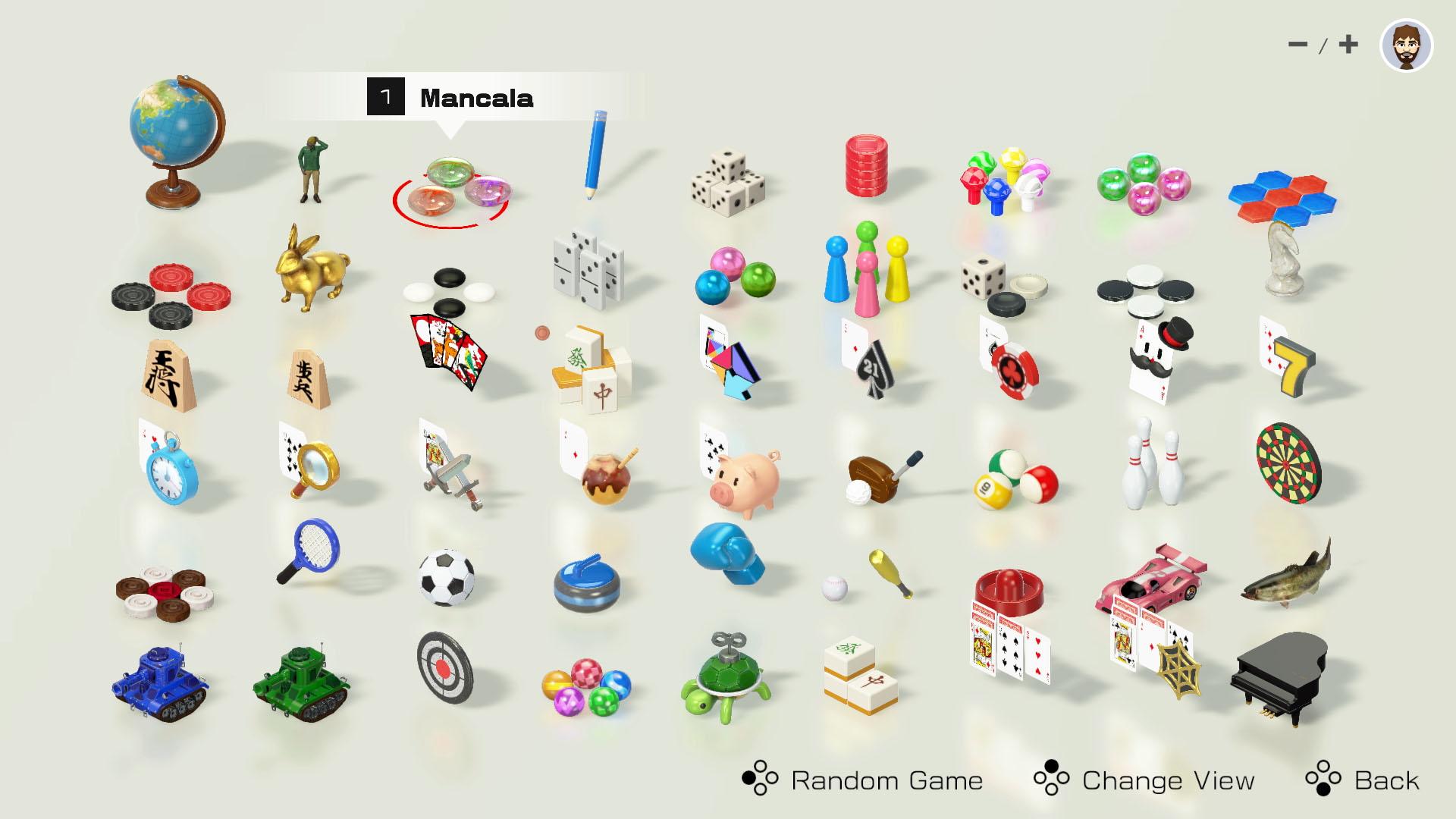 51 Worldwide Games - Spieleliste
